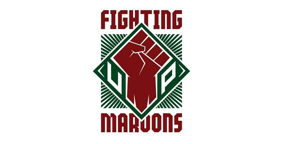 up fighting maroons logo
