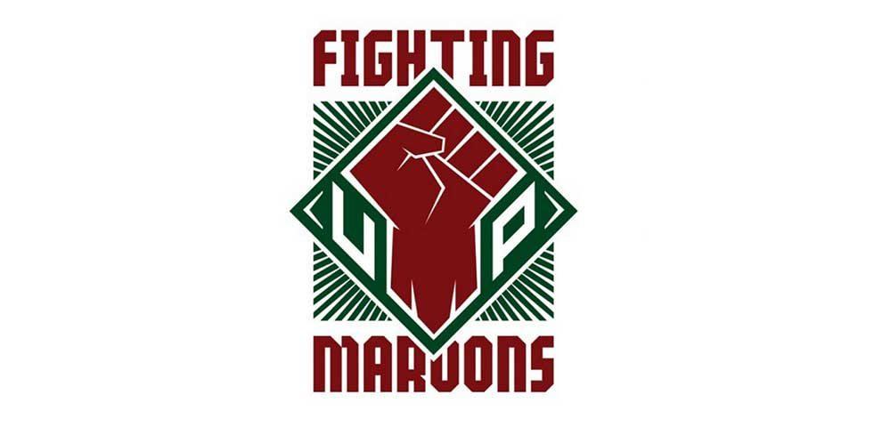 up fighting maroons logo