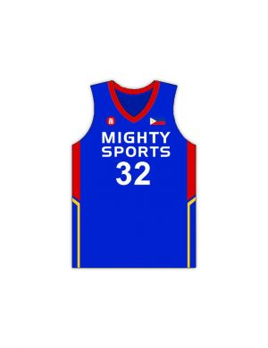 mighty sports justin brownlee 32 jersey front