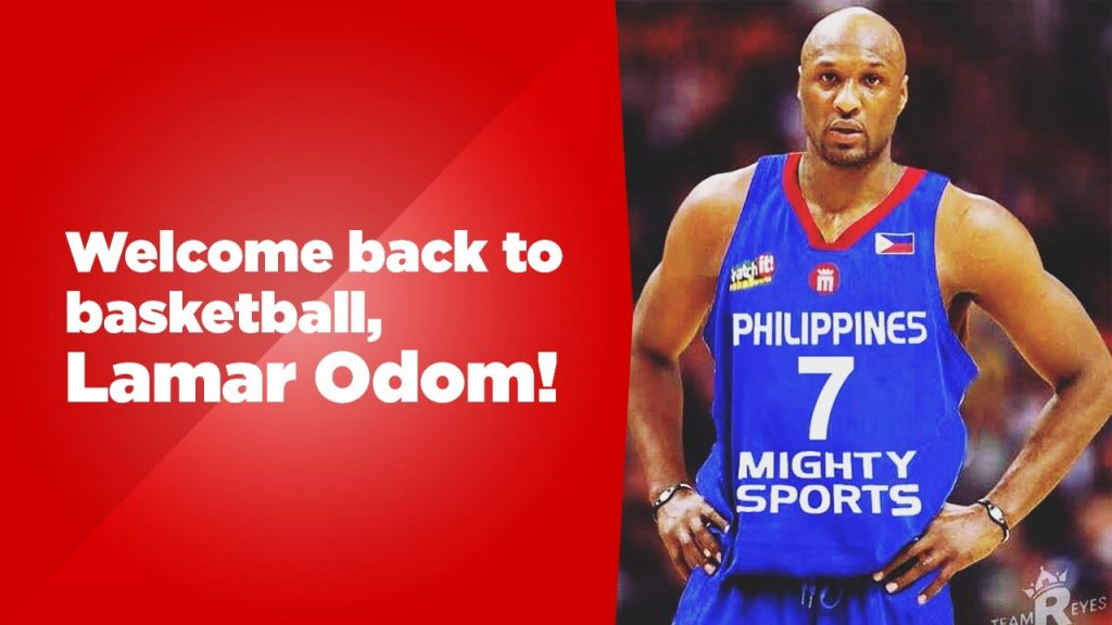 Lamar Odom to suit up for Mighty Sports PH in Dubai tilt  84a46c13f