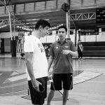 coaches jong uichico, charles tiu   mighty sports   alexander wongchuking, caesar wongchuking