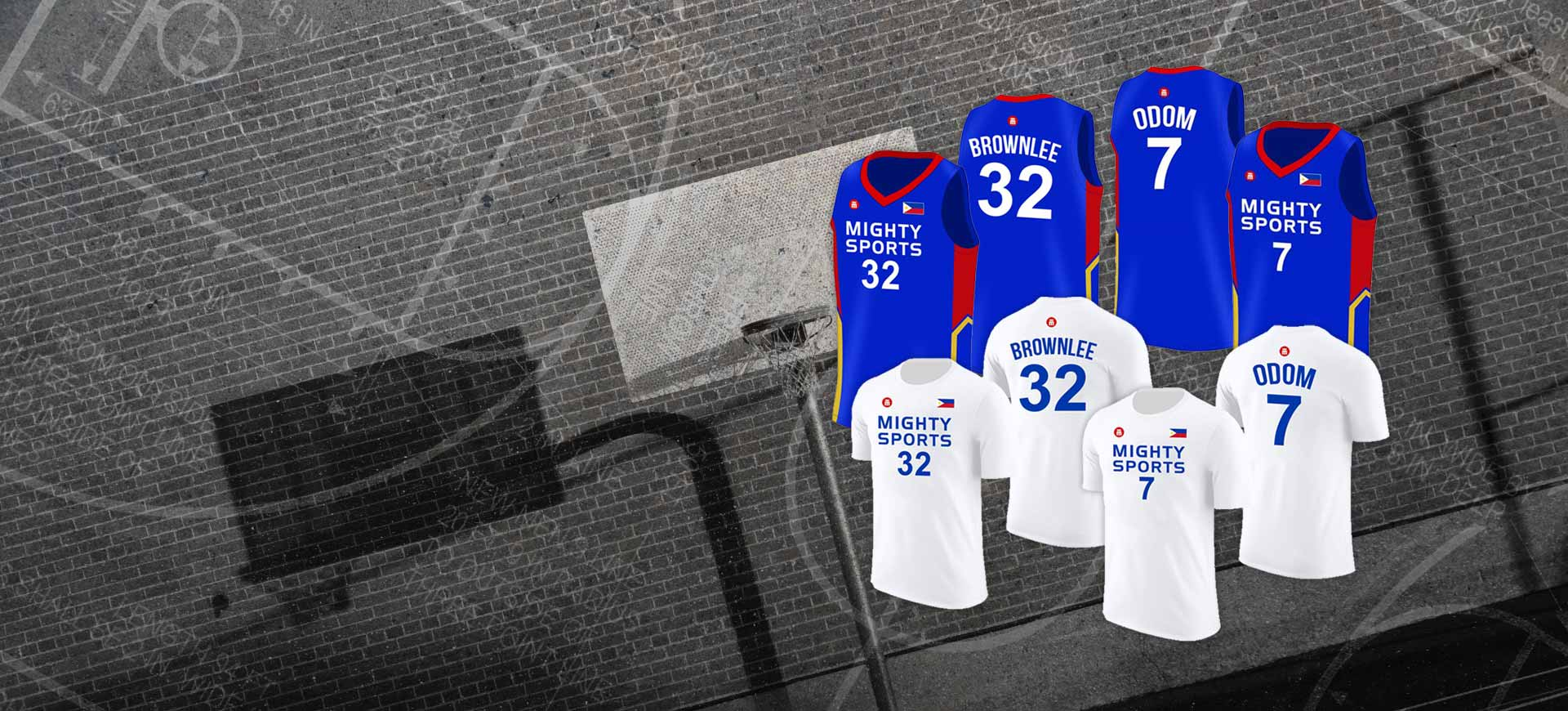 mighty sports dubai collection 2019