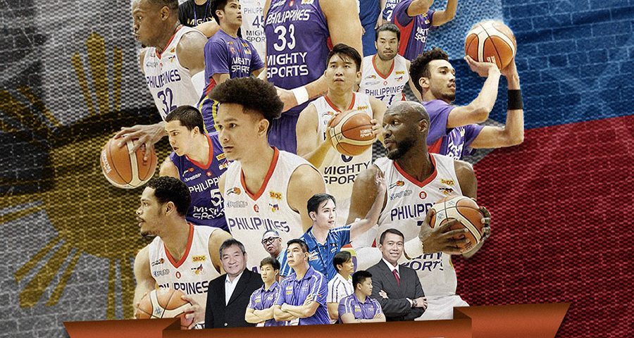 Mighty Sports-Philippines bags the bronze medal in the 30th Dubai International Basketball Championship   caesar wongchuking, alexander wongchuking, dr. edwin john sy