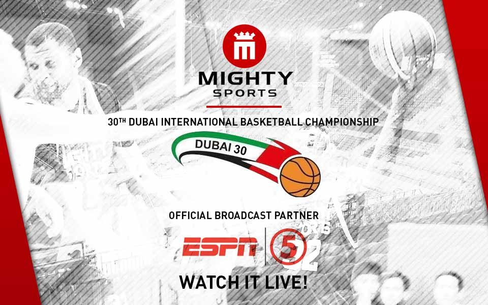 mighty sports live in dubai