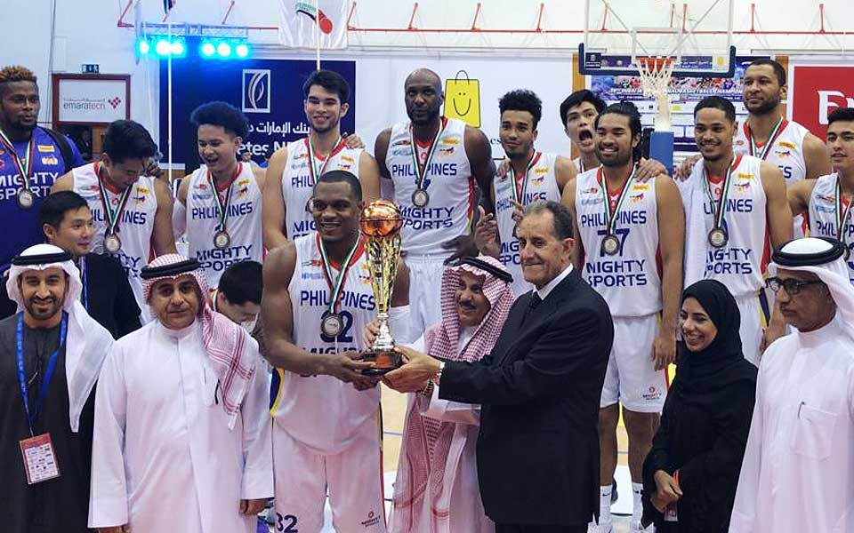 mighty sports wins bronze medal after winning over homenetmen lebanon | caesar wongchuking; alex wongchuking