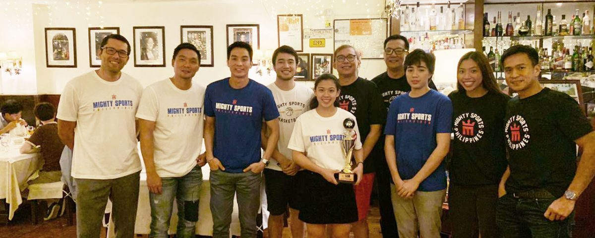 mighty sports gilas pilipinas under-18 3x3 women's basketball team
