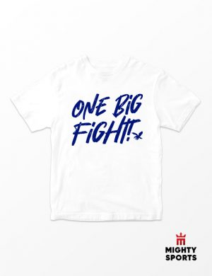 mighty sports x ateneo OBF tee front