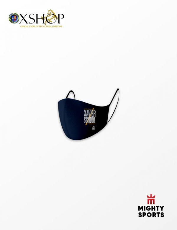 xshop xavier school loyalty face mask L